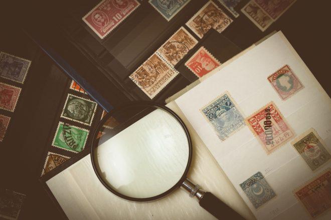 コンビニの切手の種類や買い方
